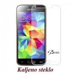 Zaščitno kaljeno steklo za Samsung Galaxy S5 Mini Trdota 9H 0,3 mm Premium