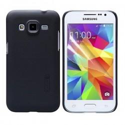 Etui Nillkin za Samsung Galaxy Core Prime +Folija ekrana Črna barva