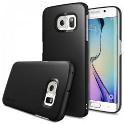 Etui za Samsung Galaxy S6 Edge Ringke Slim Black