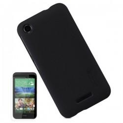 Etui Nillkin za HTC Desire 320 +Folija ekrana Črna barva