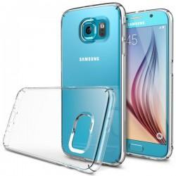 Etui za Samsung Galaxy S6 Ringke Slim Crystal Prozoren priložena folija ekrana