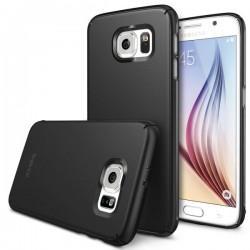 Etui za Samsung Galaxy S6 Ringke Slim Black priložena folija ekrana