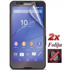 Zaščitna Folija ekrana Roxfit za Sony Xperia E4 Anti Finger