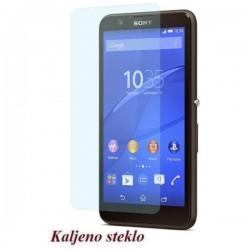 Zaščitno kaljeno steklo za Sony Xperia E4 Trdota 9H 0,3 mm
