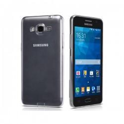 Silikon etui za Samsung Galaxy Grand Prime TPU 0,3mm Transparent barva