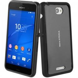 Etui za Sony Xperia E4 Gel Shell Črna