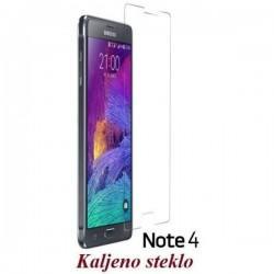 Zaščitno kaljeno steklo za Samsung Galaxy Note 4 Trdota 9H 0,3 mm