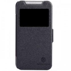 Torbica za HTC Desire 310 Preklopna S-View Črna barva