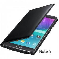 Torbica za Samsung Galaxy Note 4 Original Flip Cover EF-WN910FKEGWW Črna barva