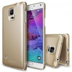Etui za Samsung Galaxy Note 4 Ringke Slim Royal Gold
