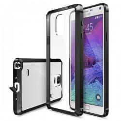 Etui za Samsung Galaxy Note 4 Ringke FUSION Black