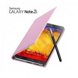 Torbica za Samsung Galaxy Note 3 Original Samsung EF-WN900BIEGWW Pink  barva