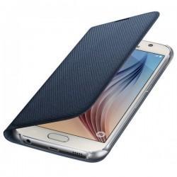 Etui za Samsung Galaxy S6 Original EF-WG920B Black Gratis Folija