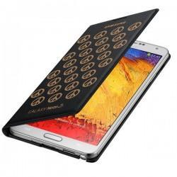 Torbica za Samsung Galaxy Note 3 Etui EF-EN900 Moschino Črna barva