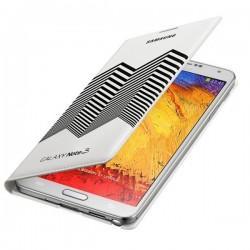 Torbica za Samsung Galaxy Note 3 EF-EN900 Nicholas Kirkwood Bela