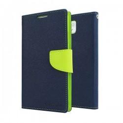 Torbica za Samsung Galaxy Note 3 preklopna Modro zelena barva