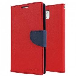 Torbica za Samsung Galaxy Note 3 preklopna Rdeča barva