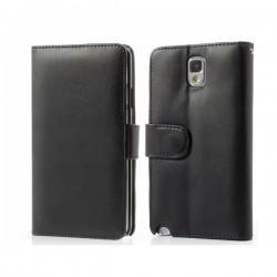 Preklopna Torbica za Samsung Galaxy Note 3 Črna barva