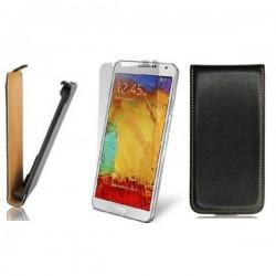 Torbica za Samsung Galaxy Note 3 Preklopna+Zaščitna folija ekrana