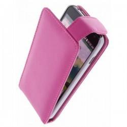 Torbica za LG L90 Preklopna+Zaščitna folija ekrana ,Pink