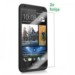 Zaščitna Folija ekrana za HTC Desire 601 , Duo pack