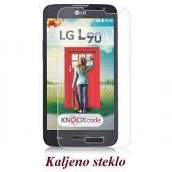 Zaščitno kaljeno steklo za LG L90 Trdota 9H 0,3 mm
