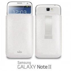 Etui za Samsung Galaxy Note II ,N7100 SLIM Essential, Bela barva