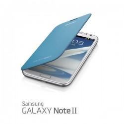 Torbica za Samsung Galaxy Note II N7100 Flip Cover Samsung EFC-1J9FBEGSTD