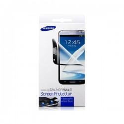 Zaščitna folija za Samsung Galaxy Note II, N7100 ETC-G1J9BE Črne barve