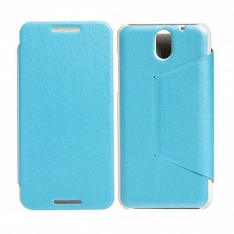 Torbica za HTC Desire 610 Preklopna, Modra barva
