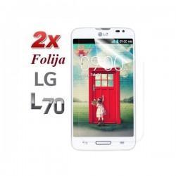 Zaščitna Folija ekrana za LG L70 , Duo pack