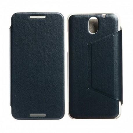 Torbica za HTC Desire 610 Preklopna, Črna barva