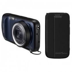 Torbica za Samsung Galaxy S4 Zoom ,SM-C101 Flip Cover+ ,Črna barva