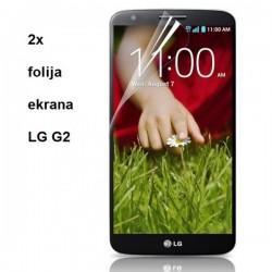 Zaščitna Folija ekrana za LG G2 ,Duo Pack