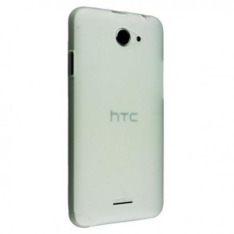 Silikon etui za HTC Desire 516 Dual SimTPU 0,3mm Transparent barva +Folija