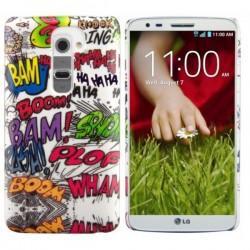 Etui za LG G2 Zadnji pokrovček BAM +Folija ekrana