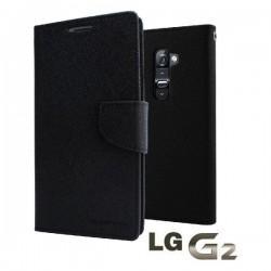 Torbica Fancy za LG G2 ,Črna barva