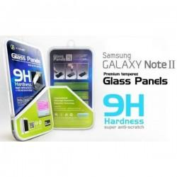 Zaščitno kaljeno steklo X-ONE za Samsung Galaxy Note 2 Trdota 9H 0,3 mm