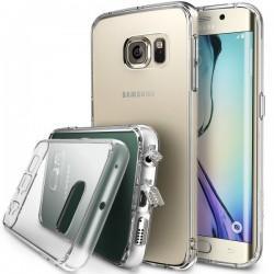 Etui za Samsung Galaxy S6 Edge Ringke FUSION Crystal Clear