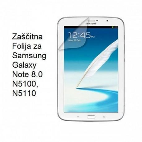 Zaščitna Folija za Samsung Galaxy Note 8.0 N5100,N5110