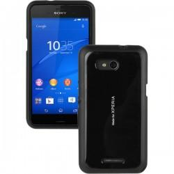 Etui Roxfit za Sony Xperia E4g Gel Shell Črna barva