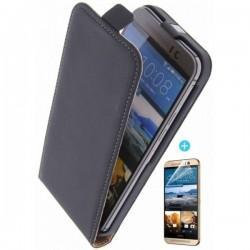 Preklopna torbica za HTC One M9, priložena folija ekrana