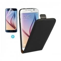 Preklopna Torbica za Samsung Galaxy S6, priložena folija ekrana