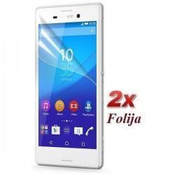 Zaščitna Folija za Sony Xperia M4 Aqua Duo Pack