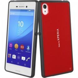 Etui Roxfit za Sony Xperia M4 Aqua Rdeča barva