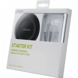 Indukcijska polnilna postaja QI za Galaxy S6 Original EP-WG920IBEGVF Starter Kit