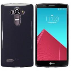 Silikonski etui za LG G4 Temna barva