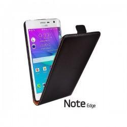 Preklopna Torbica Etui za Samsung Galaxy Note Edge Črna barva