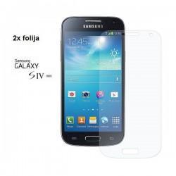 Zaščitna Folija za Samsung Galaxy S4 Mini Duo pack