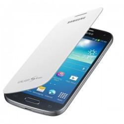 Torbica za Samsung Galaxy S4 Mini Flip Cover EF-FI919BWE, Bela barva
